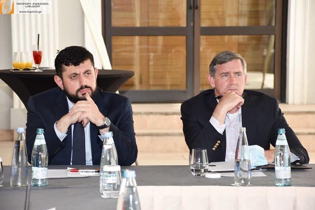 აშშ-ს საელჩოს და USAID-ის წარმომადგენლებთან ნაყოფიერი შეხვედრა გაიმართა